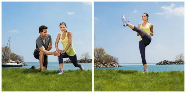 Full-body workout you can do anywhere