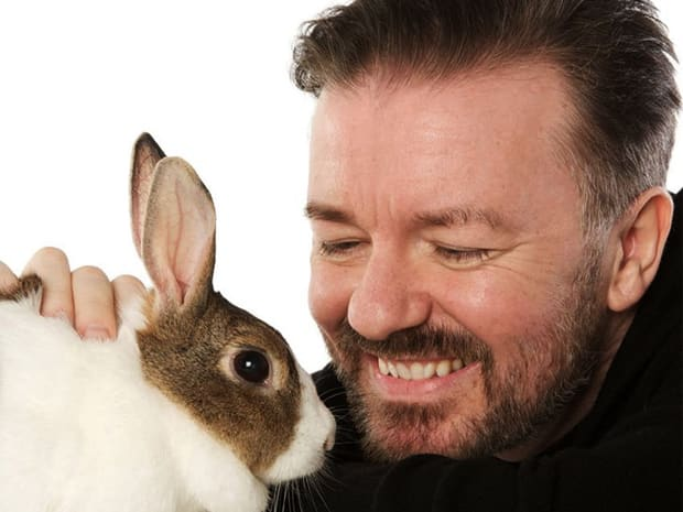 Ricky Gervais for Cruelty-Free International