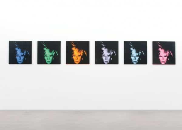 Andy-Warhol-Self-portraits