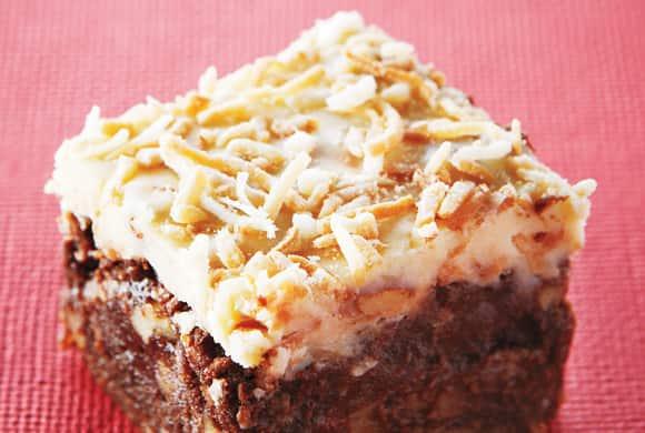german-chocolate-brownies