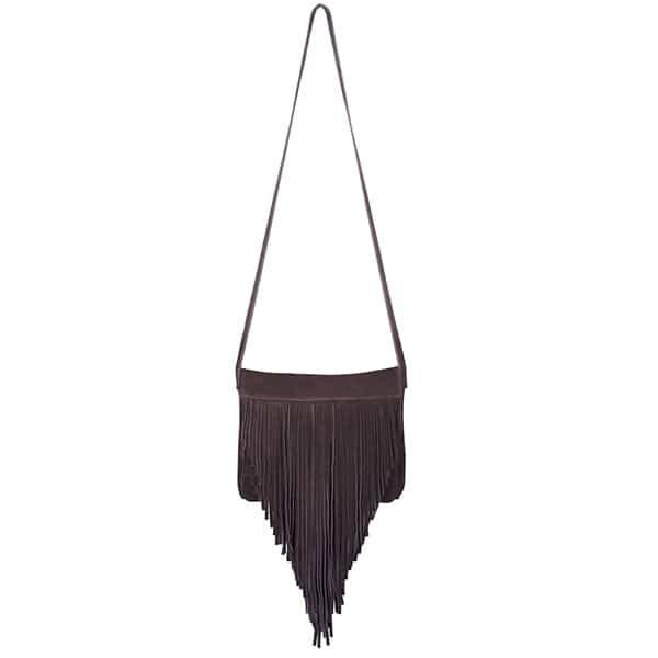 Brave Leather fringe crossbody bag