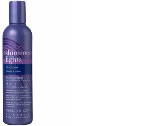 Clairol Professional Shimmering Lights Shampoo