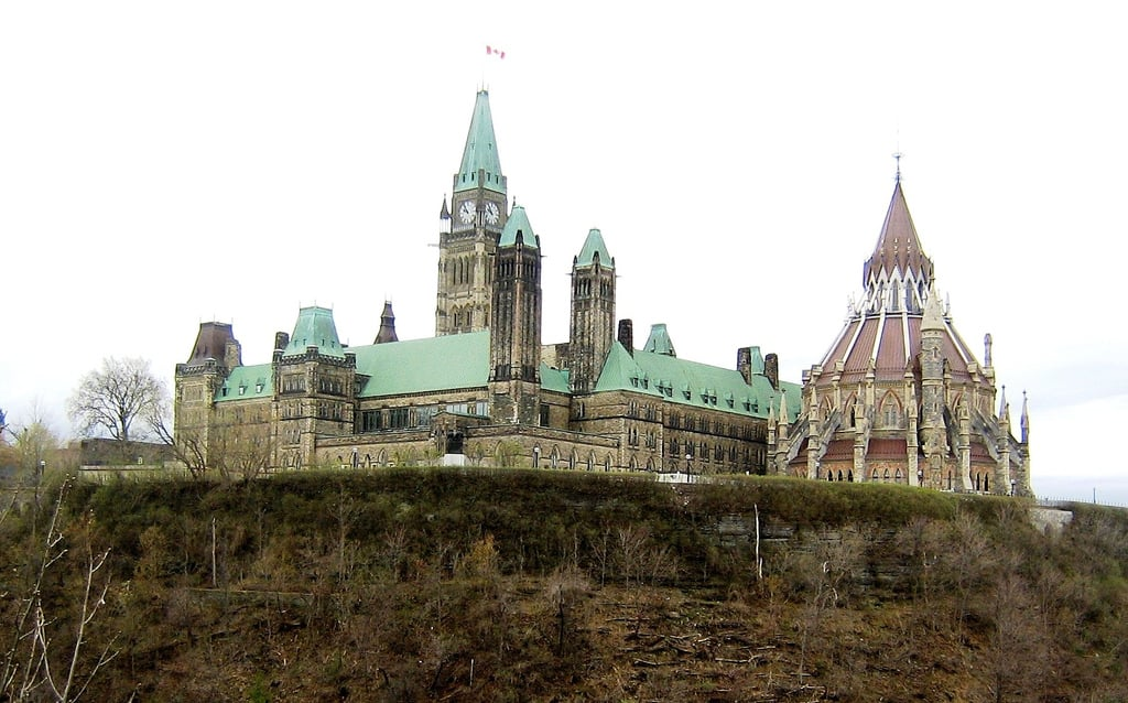 Canadian Parliament Buildings - Voting Rights in Canada
