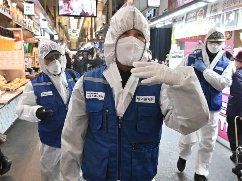 Dernières nouvelles sur les coronavirus: 2 701 décès dans le monde et plus de 80 000 infections. Nouveau cas en Allemagne: c'est un homme récemment rentré de Milan