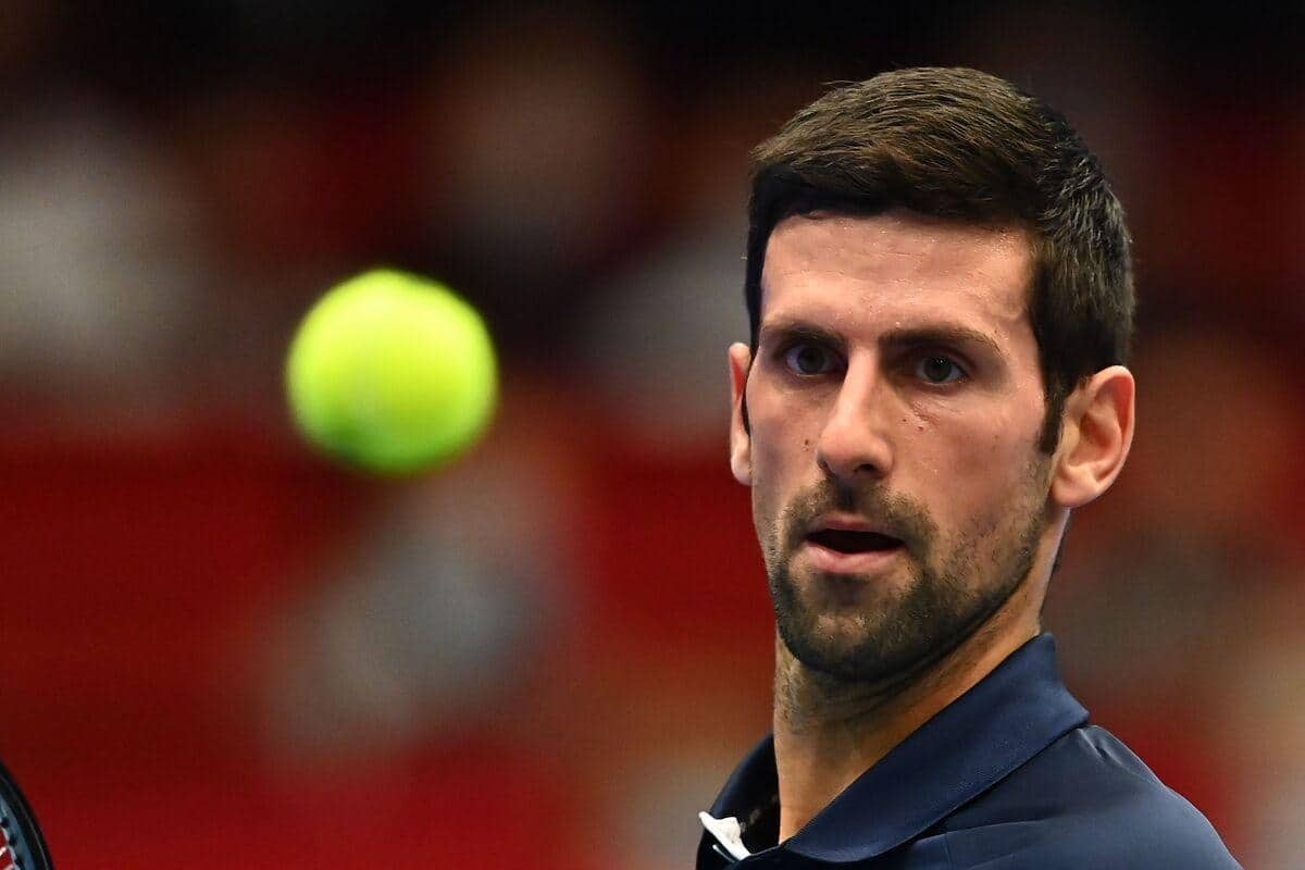 Tennis: Novak Djokovic égale Pete Sampras