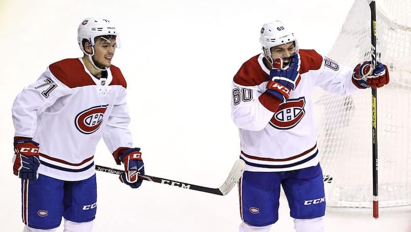 Des attaquants en trop chez les Canadiens?