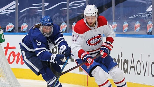Canadien c. Maple Leafs: une série plus serrée qu'on le pense