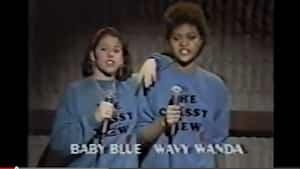 Baby Blue et Wavy Wanda, deux rappeuses de Montréal d'expression anglaise, ont été de véritables pionnières du hip-hop québécois.