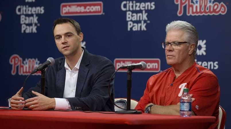 Le DG des Phillies congédié