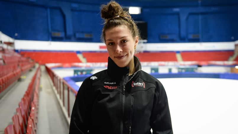Championnats canadiens de patinage de vitesse courte piste: Florence Brunelle s'illustre