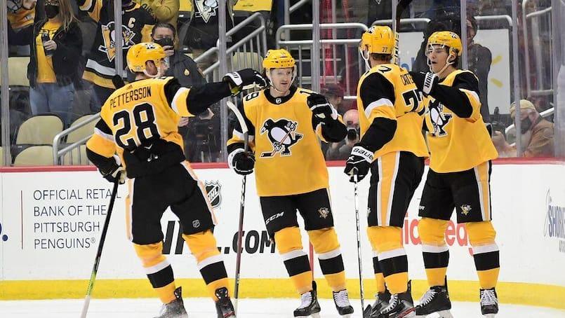 Les Penguins répondent aux Islanders