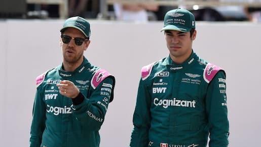 Sebastian Vettel veut être un mentor pour Lance Stroll