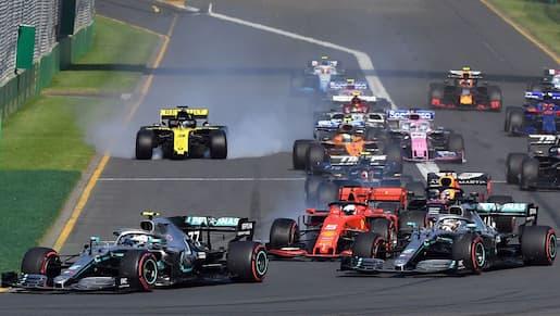 La F1 «vise» un début de saison le 5 juillet