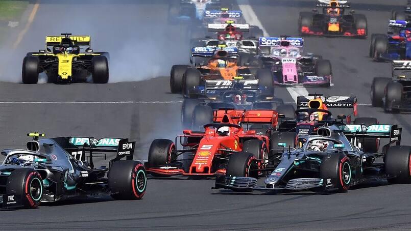 Des Grands Prix virtuels pour la F1