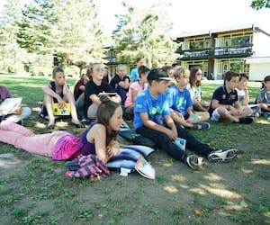GEN-Groupe de jeunes à un camp de jour