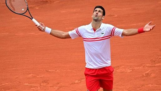 Roland-Garros: Novak Djokovic bousculé