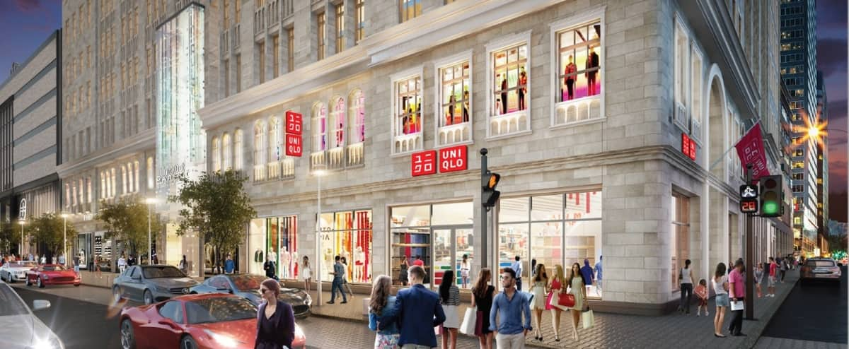 Japanese chain Uniqlo arrives in Quebec, starting with Montreal