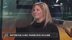 Marie-Ève Dicaire veut faire taire ses détracteurs