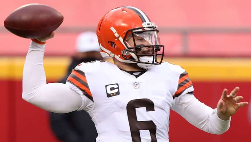 Les Browns tiennent à Baker Mayfield
