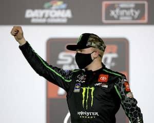 Ty Gibbs à Daytona.