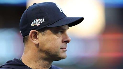 Le gérant des Yankees aurait tellement dû parier...
