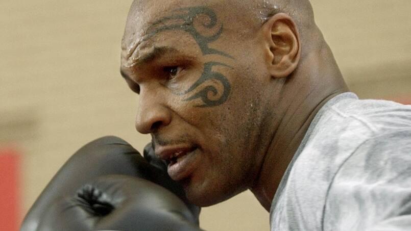 La gourmandise de Tyson joue-t-elle contre lui?