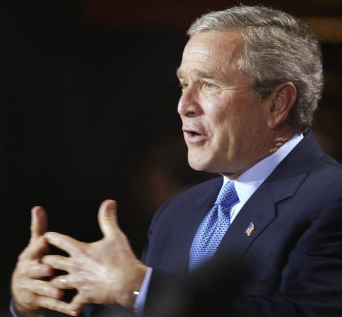 George W. Bush en 2004