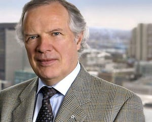 <b>Jacques Lamarre</b><br /><i>Ancien PDG de SNC-Lavalin</i>