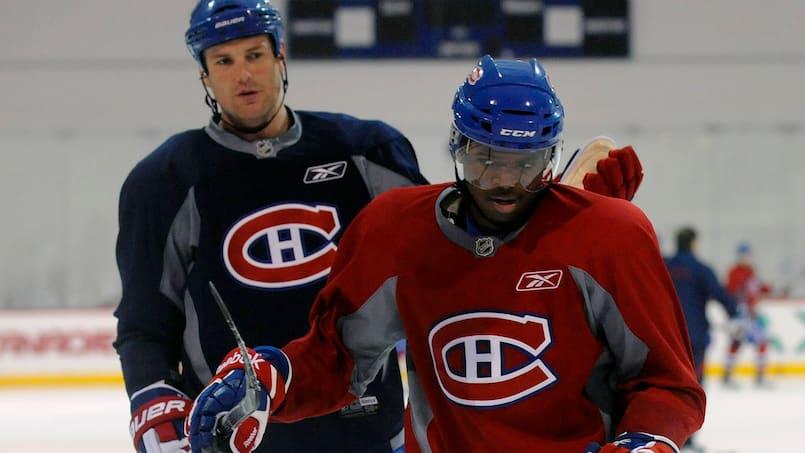 Pratique Canadiens