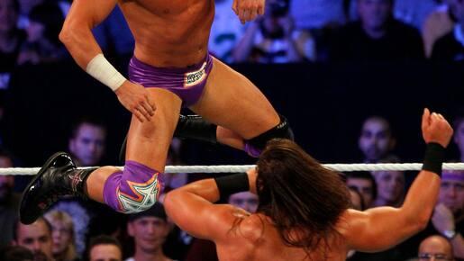 Le champion de la WWE Drew McIntyre atteint par la COVID-19