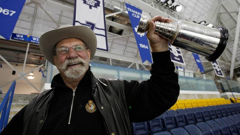 Une ancienne vedette des Maple Leafs rend l'âme