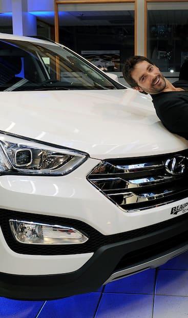 Image principale de l'article Lemay-Thivierge perd son contrat avec Hyundai