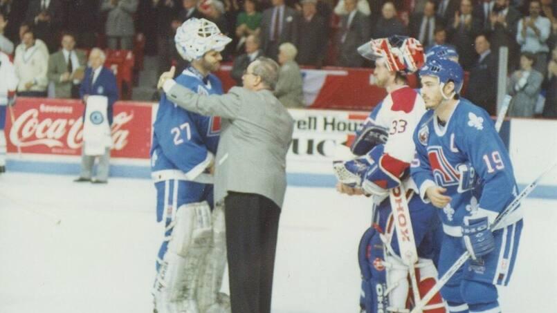 Série Canadien-Nordiques de 1993: entre regrets et succès