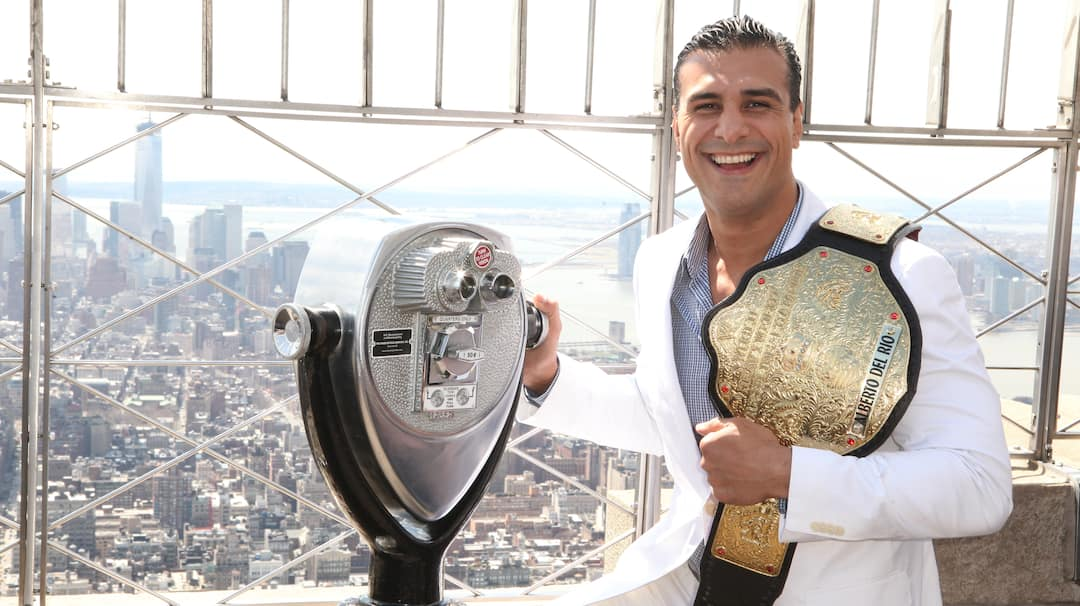 Alberto Del Dio, Heavyweight Champion