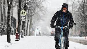 Image principale de l'article 5 trajets efficaces pour le vélo d'hiver