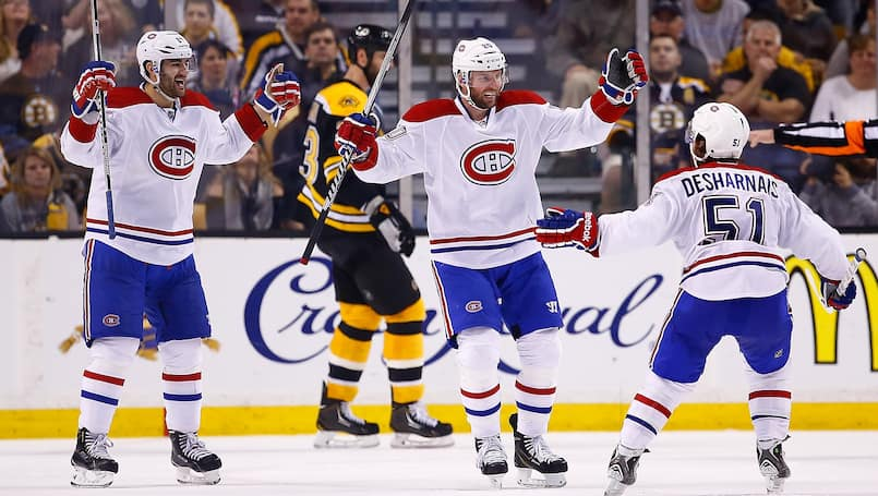 SPO-HKO-HKN-MONTREAL-CANADIENS-V-BOSTON-BRUINS---GAME-TWO