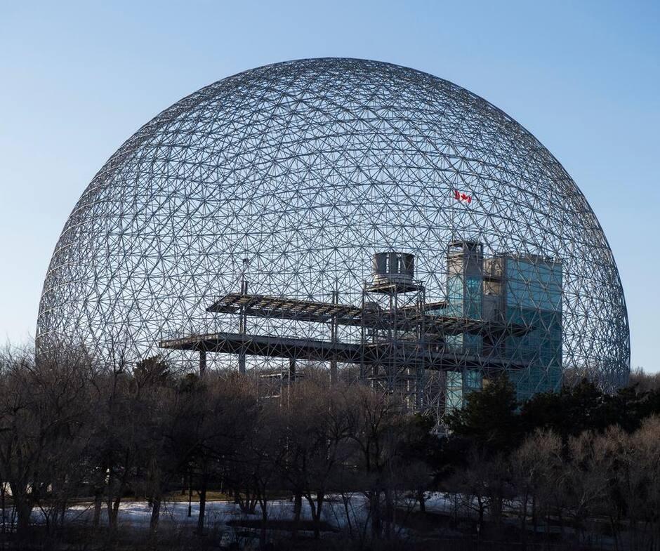 Image principale de l'article Financement de 45 M$: la biosphère pourra rouvrir
