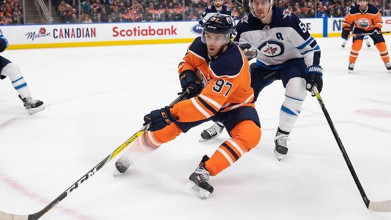 Aucun avantage de jouer à Edmonton, selon McDavid