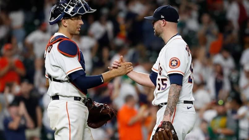 Astros : du respect pour l'adversaire
