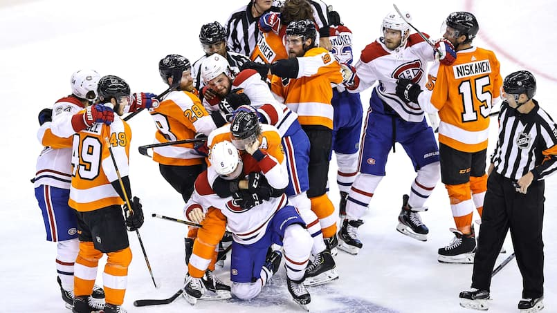 HKN-HKO-SPO-MONTREAL-CANADIENS-V-PHILADELPHIA-FLYERS---GAME-FIVE
