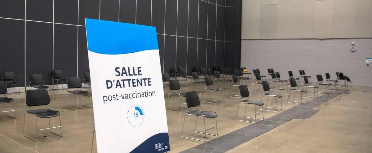 Voyez les étapes pour vous inscrire à la vaccination contre la COVID-19 - Le Journal de Montréal