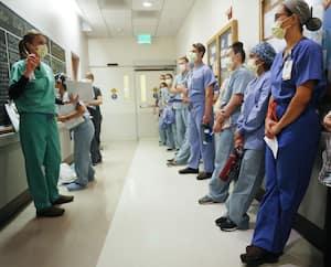 US-SAN-DIEGO-AREA-HOSPITALS-TREAT-CORONAVIRUS-PATIENTS-DURING-CO