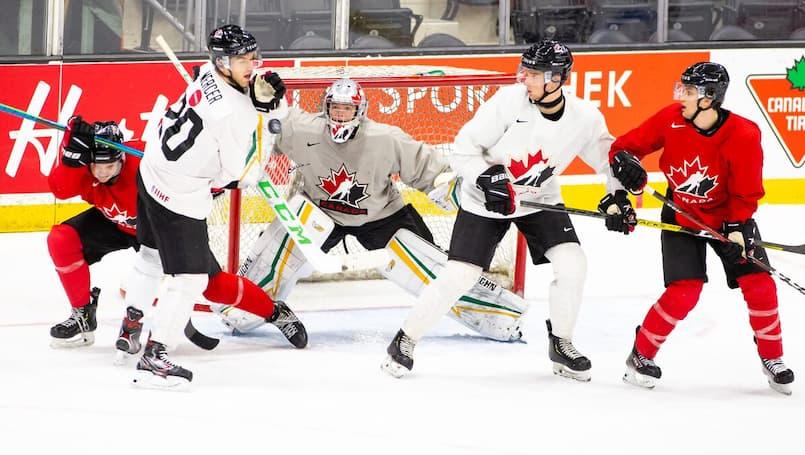 Hockey Canada reprend son camp dans l'incertitude