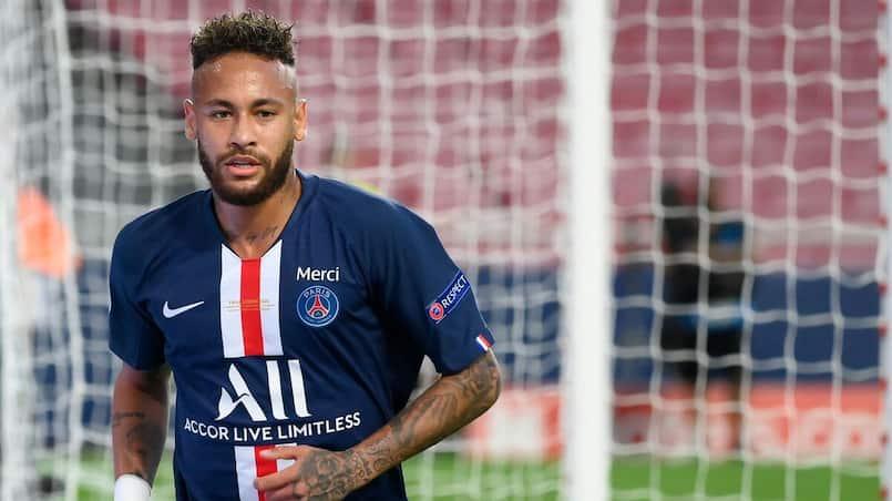 Neymar déclaré positif à la COVID