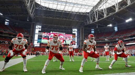 Les Chiefs grands favoris