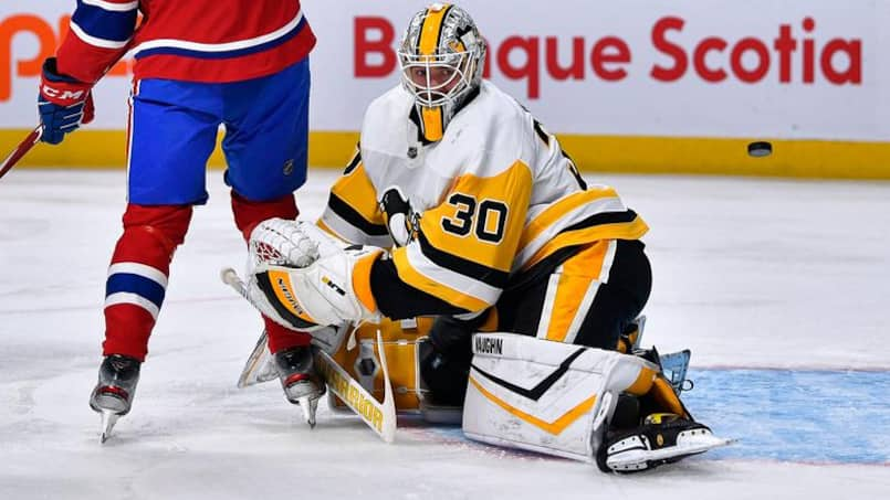 «Des sons d'alarme» dans la performance de Matt Murray
