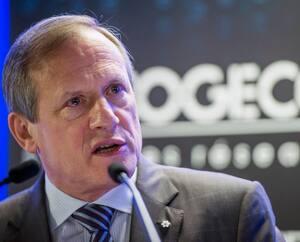 Louis Audet, président exécutif du C.A. de Cogeco inc. et de Cogeco Communications inc.