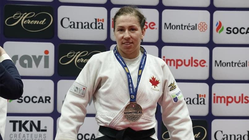 Judo : deux autres médailles pour le Canada