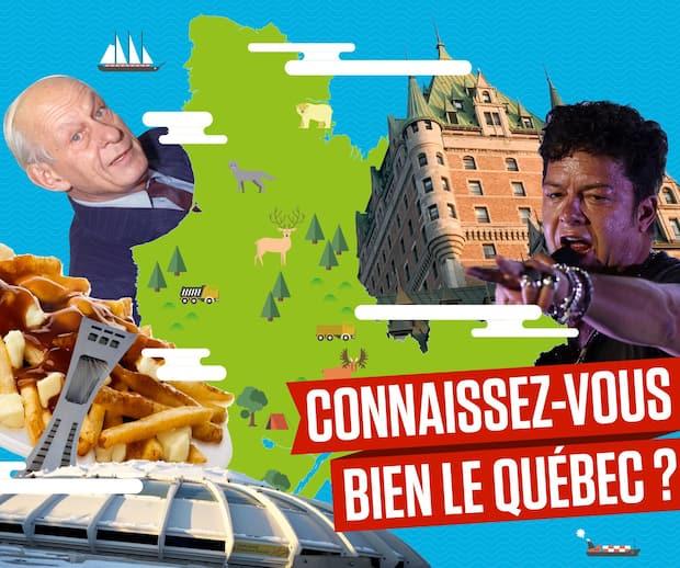 Image principale de l'article Connaissez-vous bien le Québec? - ÉDITION 2016