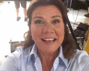 Image principale de l'article Marina partage des photos de sa nouvelle émission